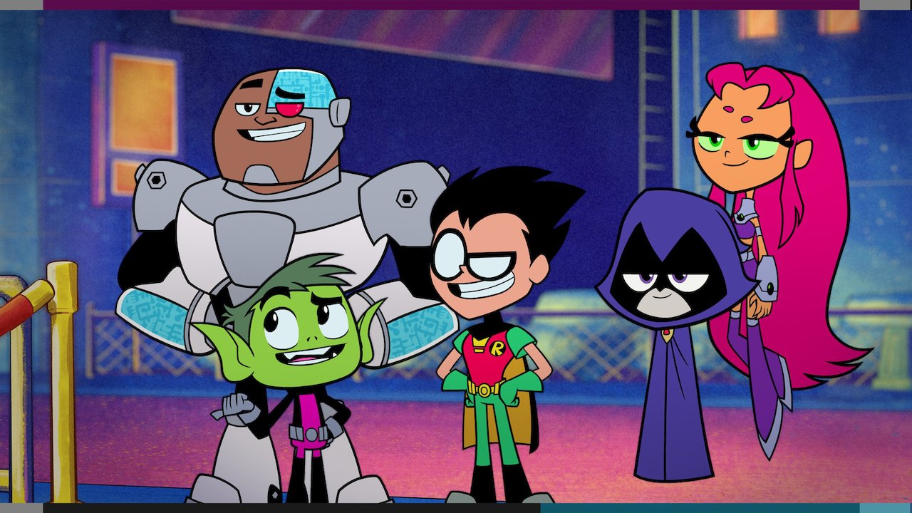 Teen Titans Go To The Movies  Netflix-4951