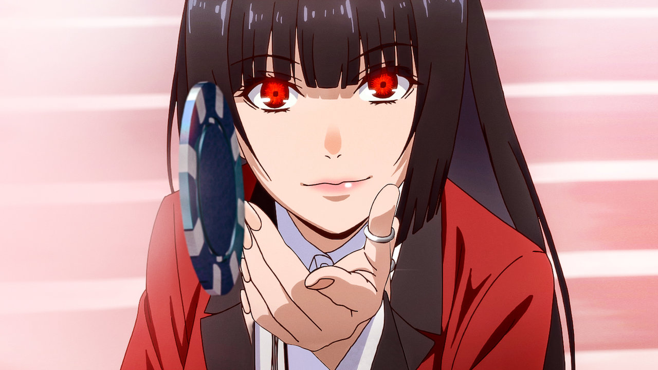 Anime Kakegurui
