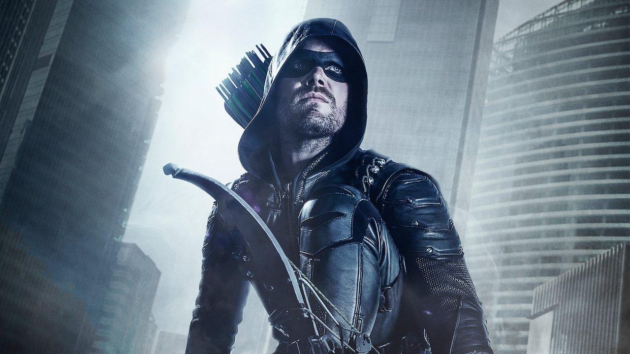 Arrow Netflix Staffel 4